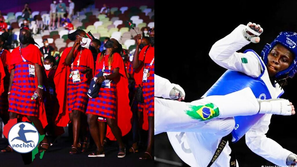 3 Africans Win Taekwondo Medals, Women Power Gives S.Africa 1st Medals, Strong African Culture Shows