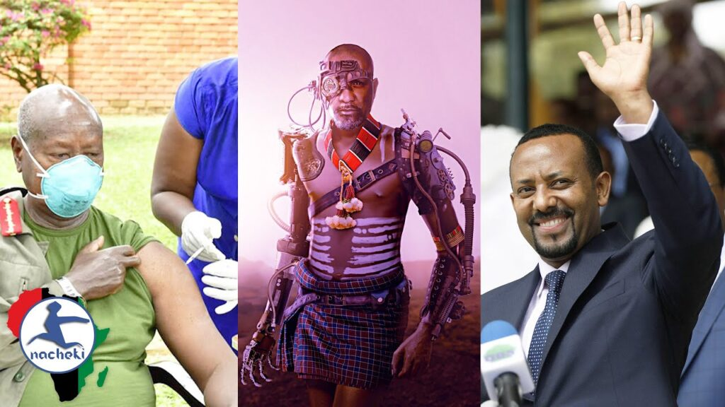 Man Arrested for Announcing Museveni's Death, Africa's Sci-Fi Awards, Ethiopia PM Abiy Wins Election