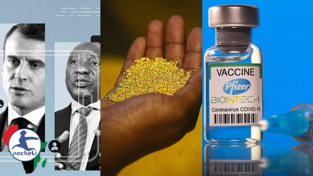 Africa Leaders on Spyware List, Syndicates Ripping Off Africa's Gold, Pfizer & South Africa Partner