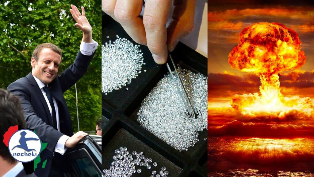 Macron Wants Out, Diamonds Worth $140 Million Vanish in Zimbabwe, Ghana Signs Nuclear MOU with USA