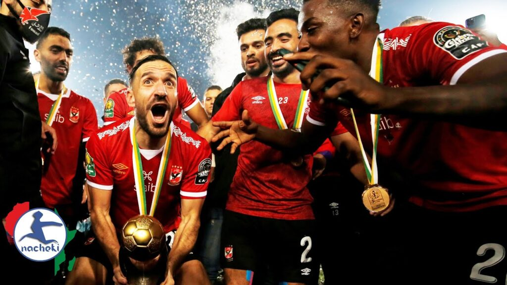 Watch Egyptians Go Absolutely Crazy After Winning the African Championships League