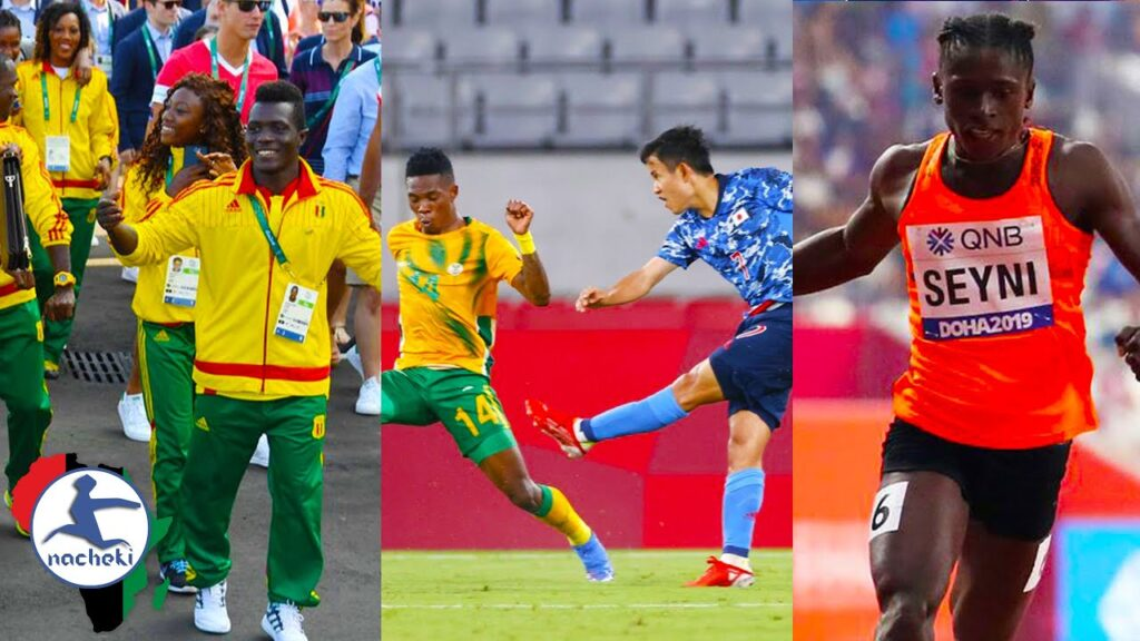 Africa Olympics Update: Guinea Reverses Team Exit, South Africa loses to hosts, Africa Ban Continues