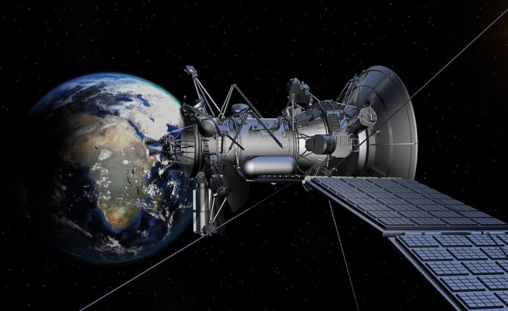 Spaced Out – One of Nigeria's Satellites On Last Legs