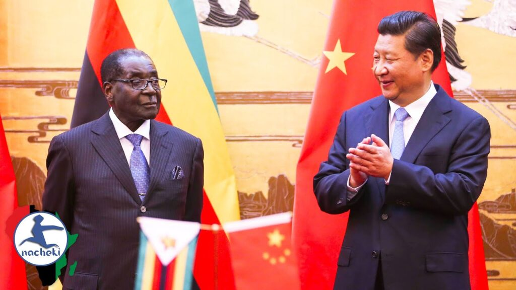Mugabe's Speech Accidentally Predicts China's Neo-Colonial Plans for Africa
