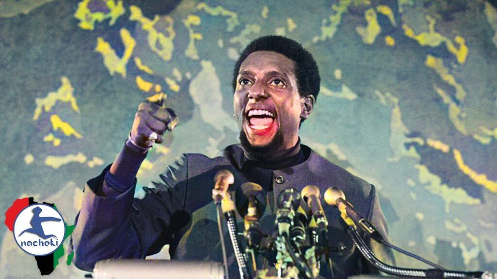 Kwame Ture Warns Every African American to Know their African Roots to Fight Western Mind Control