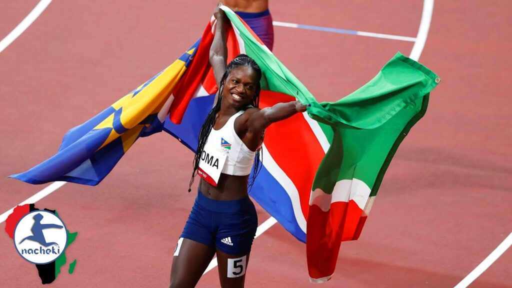 Namibian Girl Stands up to Olympics by Defying the Norm