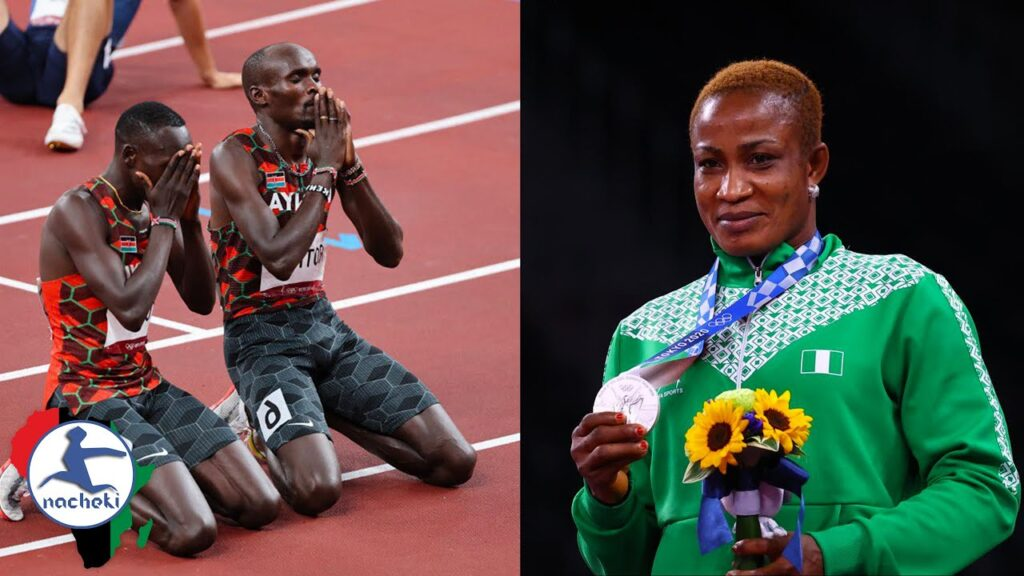 Kenya Salvages its Olympic Run with Medals, Nigeria Offers Huge Rewards for its Medalist