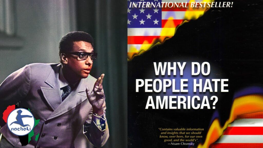 Pan-Africanist Kwame Ture Sober Speech Explaining Why People Hate America