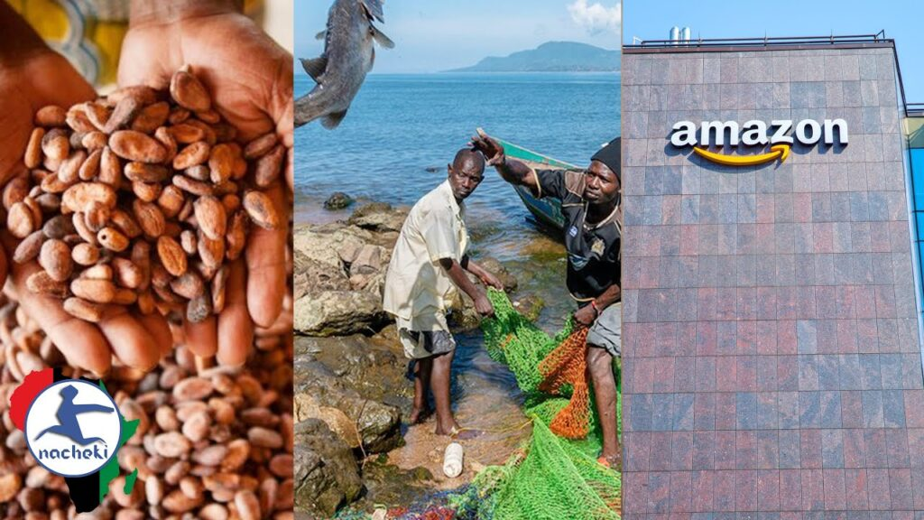 Ivory Coast Ghana Agree on Cocoa Price, Kenya Fishers Harassed by Foreign Ships, Locals Fight Amazon