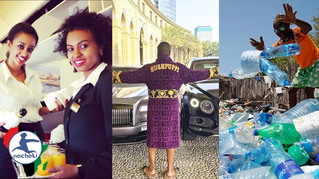 Ethiopian Airlines Denies Tigray Claims, Star Policeman Linked with Hushpupi, Africa Rejects Plastic
