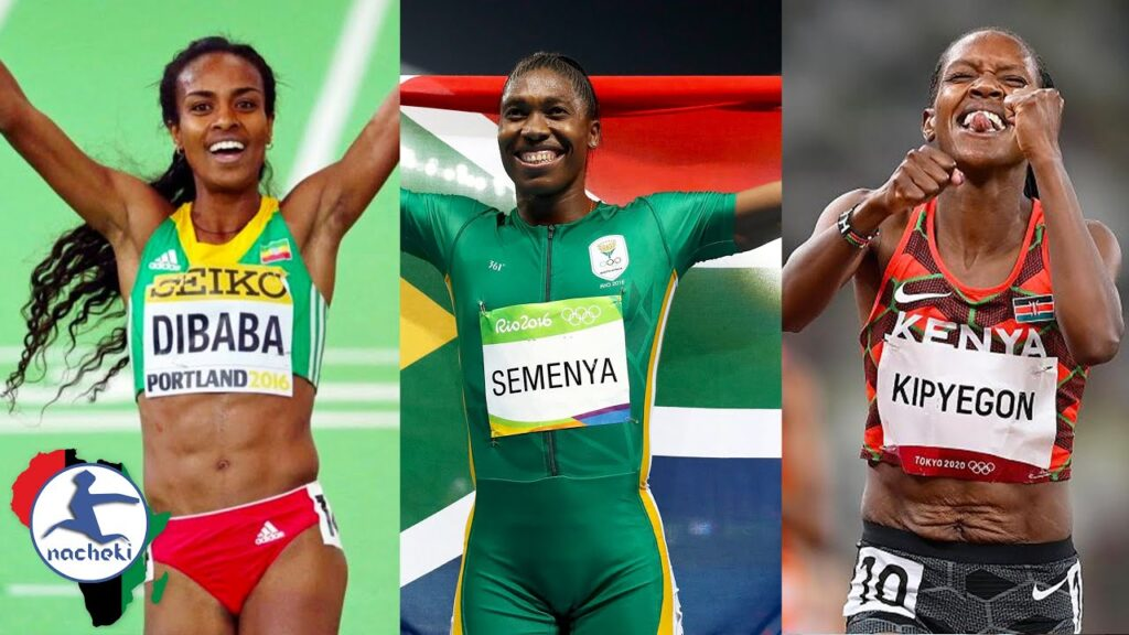 Top 10 African Countries with The Most Olympic Medals