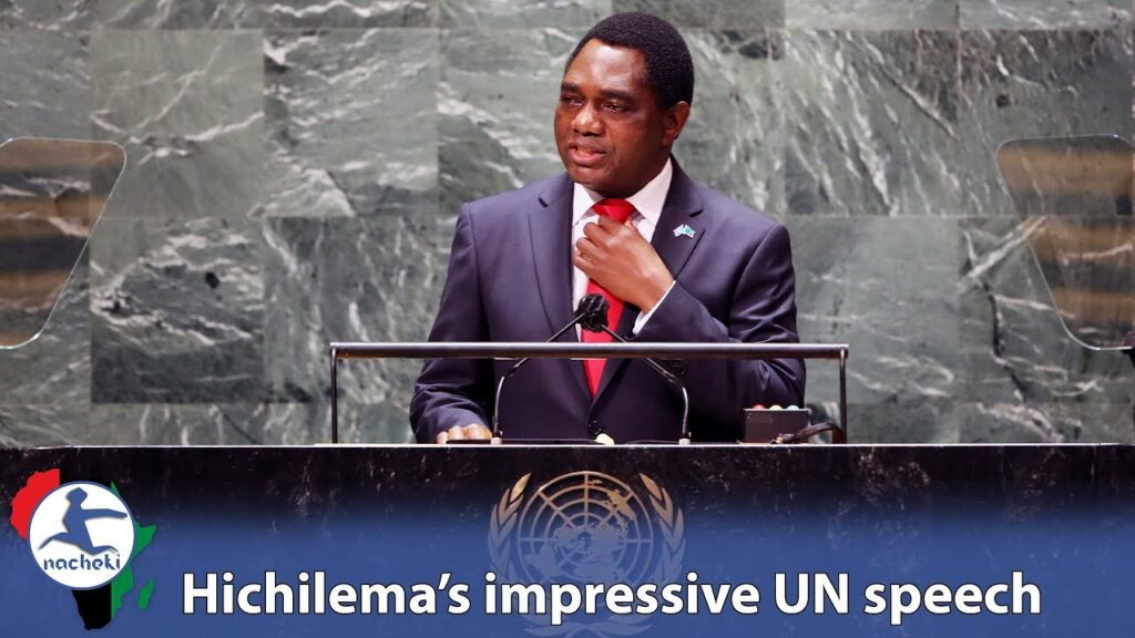 Africa's Newest President Pays Tribute to Founding Father, Challenges UN Security Council