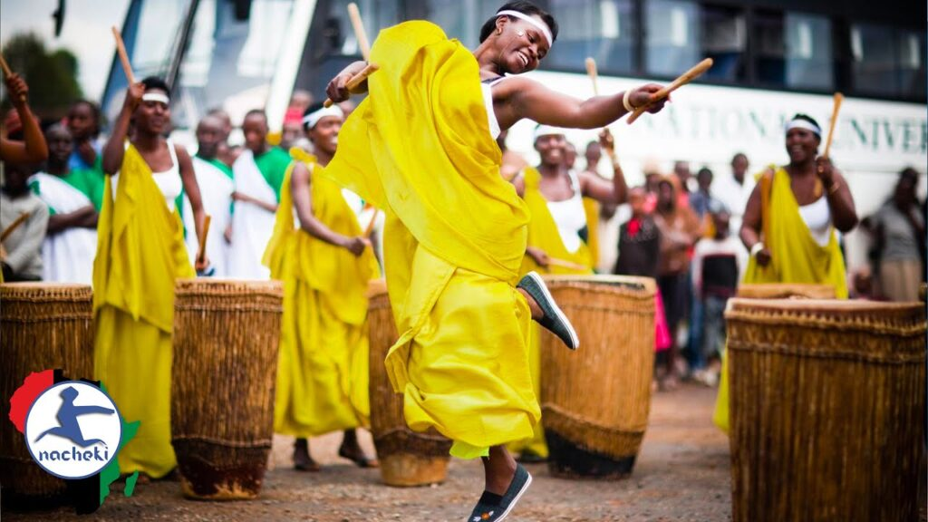 Meet the Dancing Female Drummers of Rwanda Championing the Freedom of all African Women