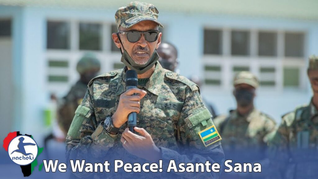 Kagame Surprises Crowd with Perfect Swahili in Speech Talking on Africa's Military Power