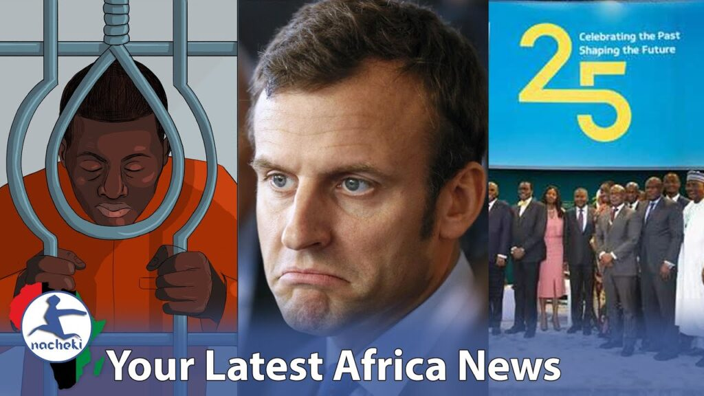 Sierra Leone Abolish Death Penalty, Algeria Demands Respect from France, Caribbean Africa Investment