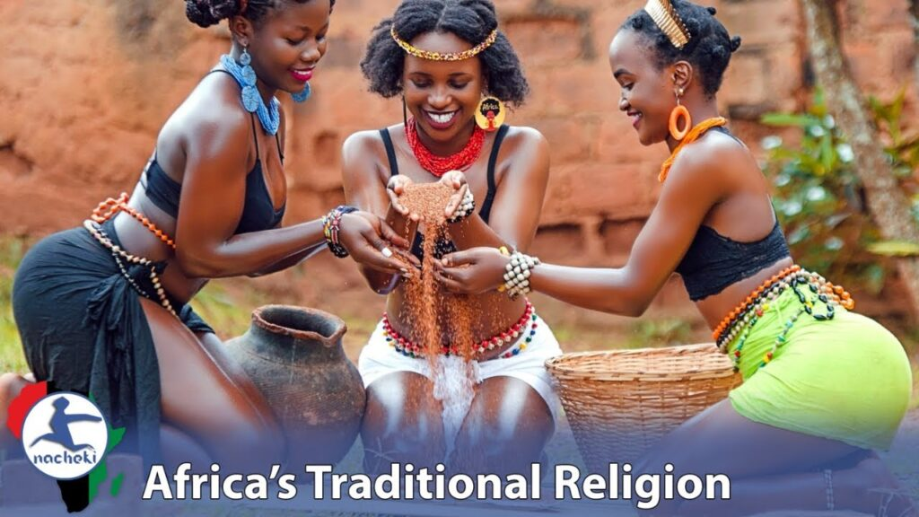 Top 10 African Countries that Most Practice Traditional Religions